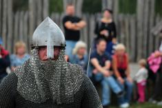 Veligrad 2016, Boj o hradiště