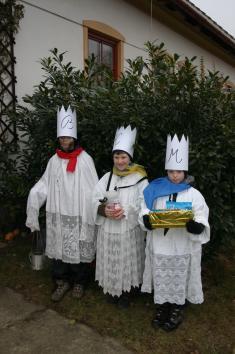 Tři králové 2012
