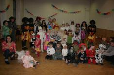 Dětský karneval 2012
