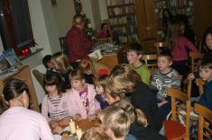 Vánoce v knihovně 2012