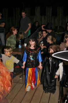 Pálení čarodějnic 2012