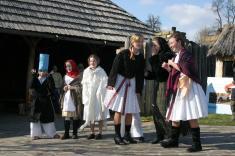 Pálení Morany a vítání jara 2011