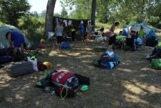 Skautský tábor 2017 - Makedonie