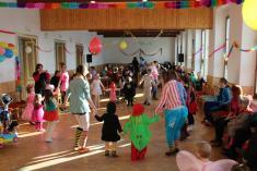 Dětský karneval 2015