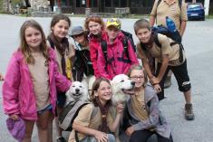 Skautský tábor 2014 Malá Fatra