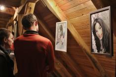 Vernisáž výstavy DOKOŘÁN